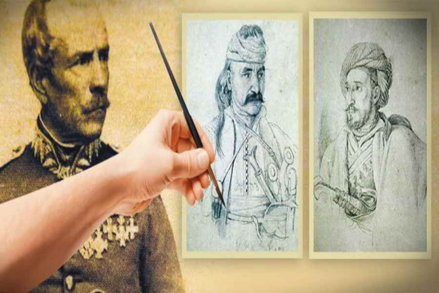 Krazeisen: Ο Βαυαρός ζωγράφος των Ελλήνων αγωνιστών του '21