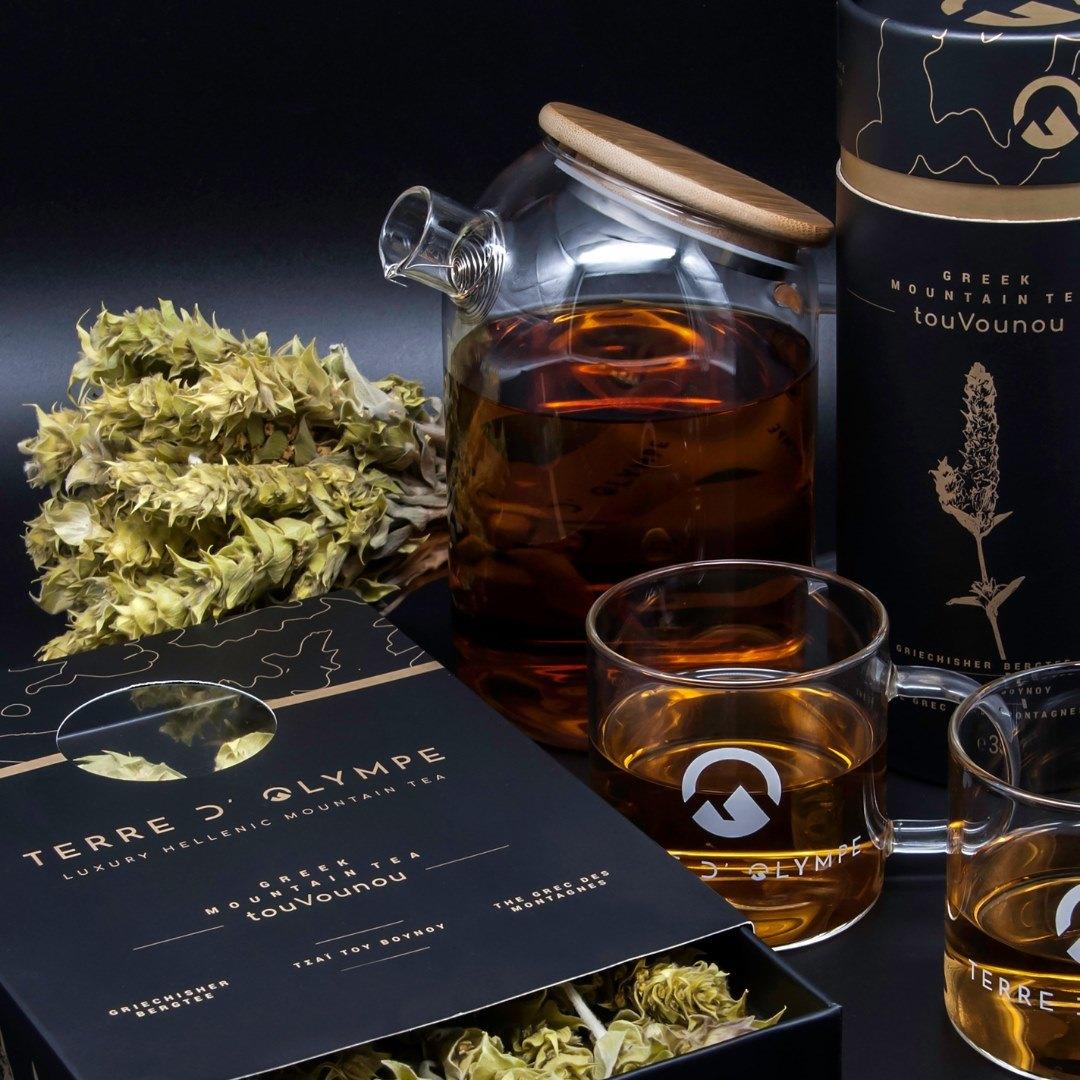 Terre D' Olympe Tea