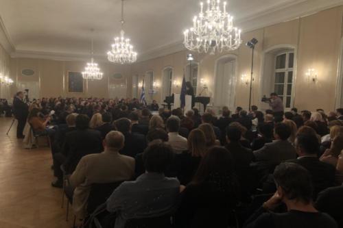 Εκδήλωση Γενικού Προξενείου Μονάχου: 25ης Μαρτίου 2019