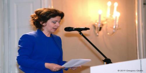 Εκδήλωση Γενικού Προξενείου Μονάχου: 25ης Μαρτίου 2019 (Gregory Giakis)